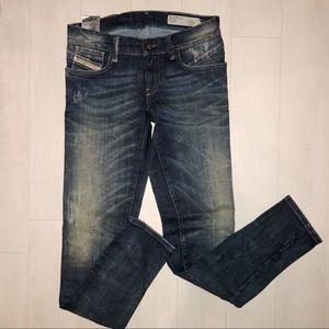 DIESEL Getlegg Jeans